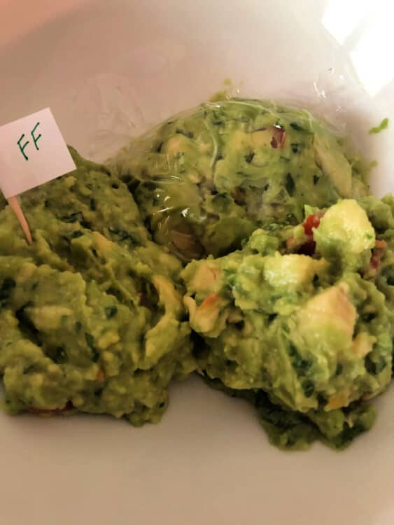 tips for keeping guacamole fresh