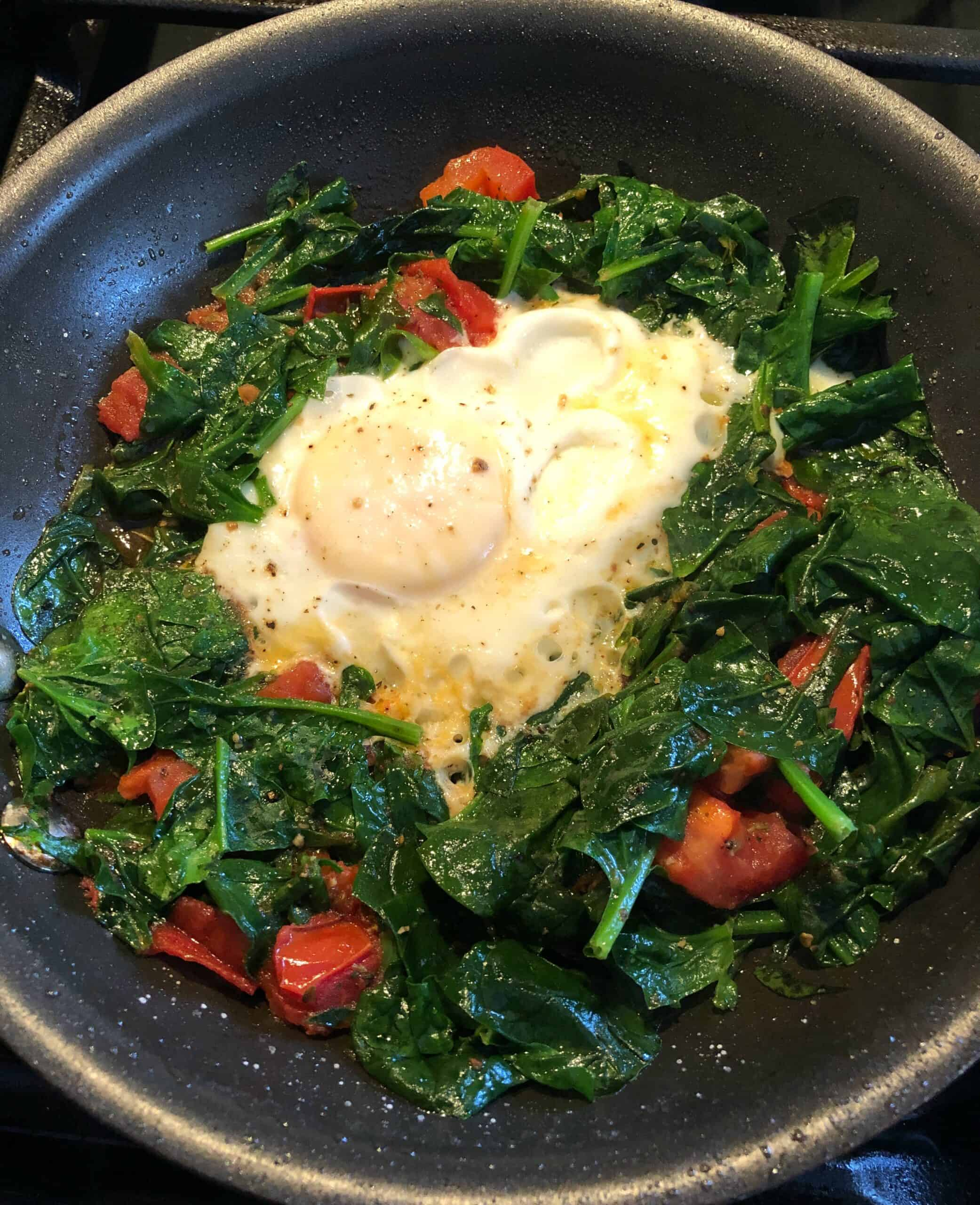 superfood breakfast egg