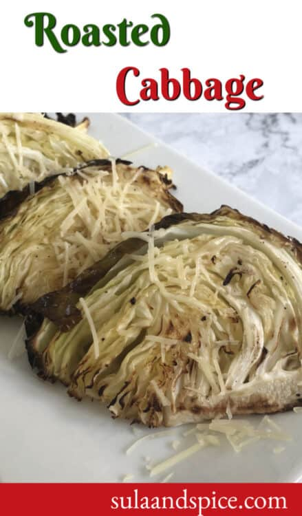 roasted cabbage pin