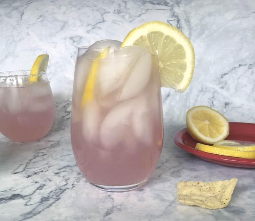 Pink Senorita, Seniorita, Pink Lemonade Margarita