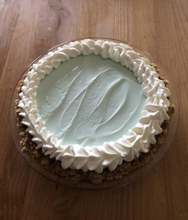 Image of decorated Kool-Aid Pie