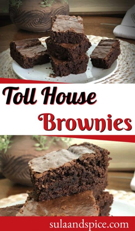 Toll House Brownies pin