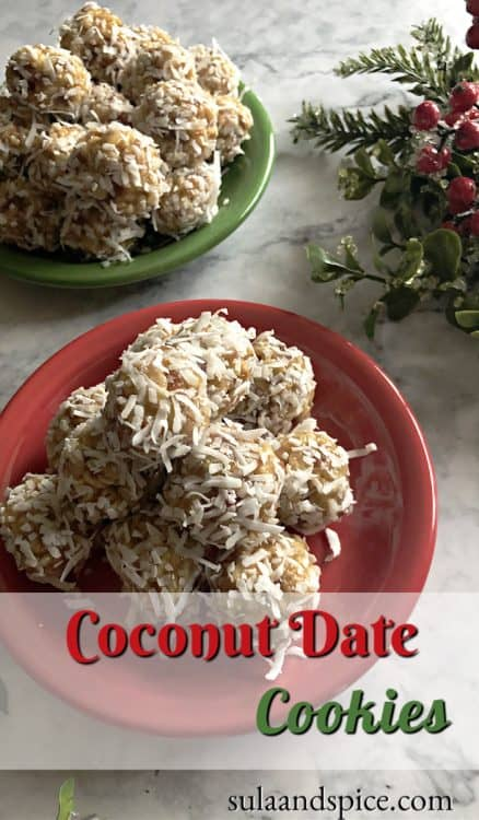pin for coconut date balls
