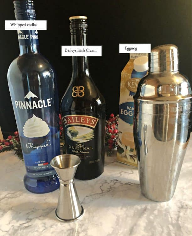 ingredients needed for the beverage