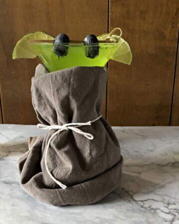 Baby Yoda Drink