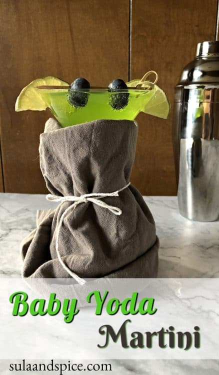 Pin for Baby Yoda Drink