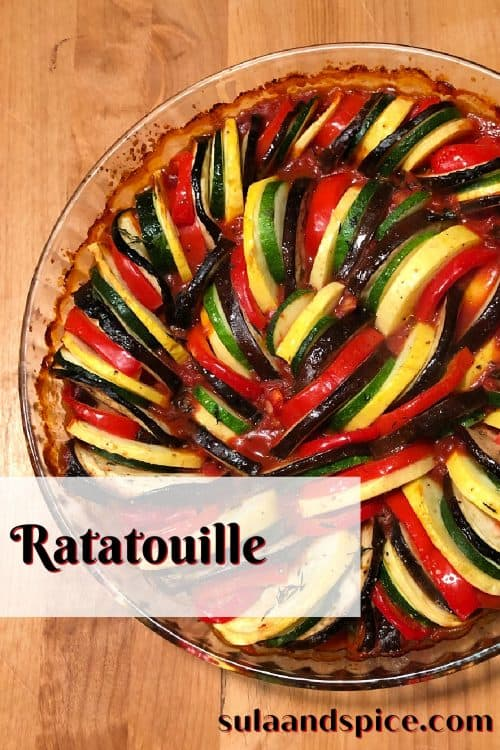 Ratatouille Pin