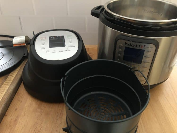 Air Fryer Lid for Instant Pot