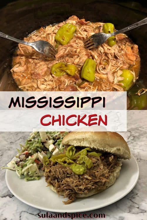 pin for mississippi chicken