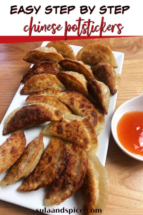 pin for chinese dumplings or potstickers