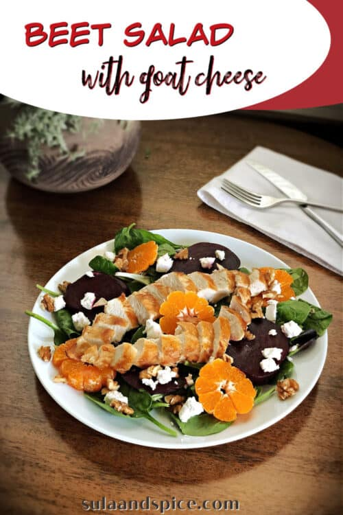 pin for beet salad