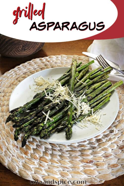pin for grilled asparagus