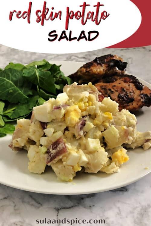 pin for redskin potato salad
