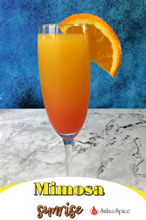 pin for mimosa sunrise