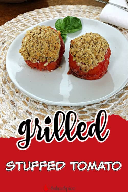 pin for grilled stuffed tomatoes