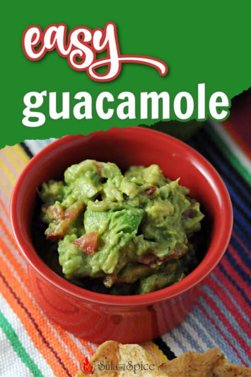 guacamole pin