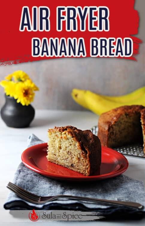 pin for air fryer banana bread